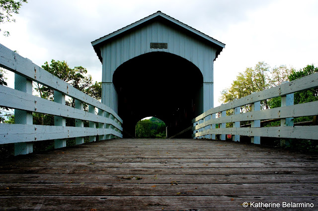 Currin Bridge, Cottage Grove, Oregon