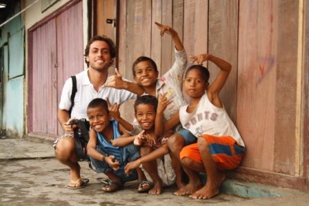 EDUCAÇÃO NO VOLUNTARIADO EM TIMOR-LESTE