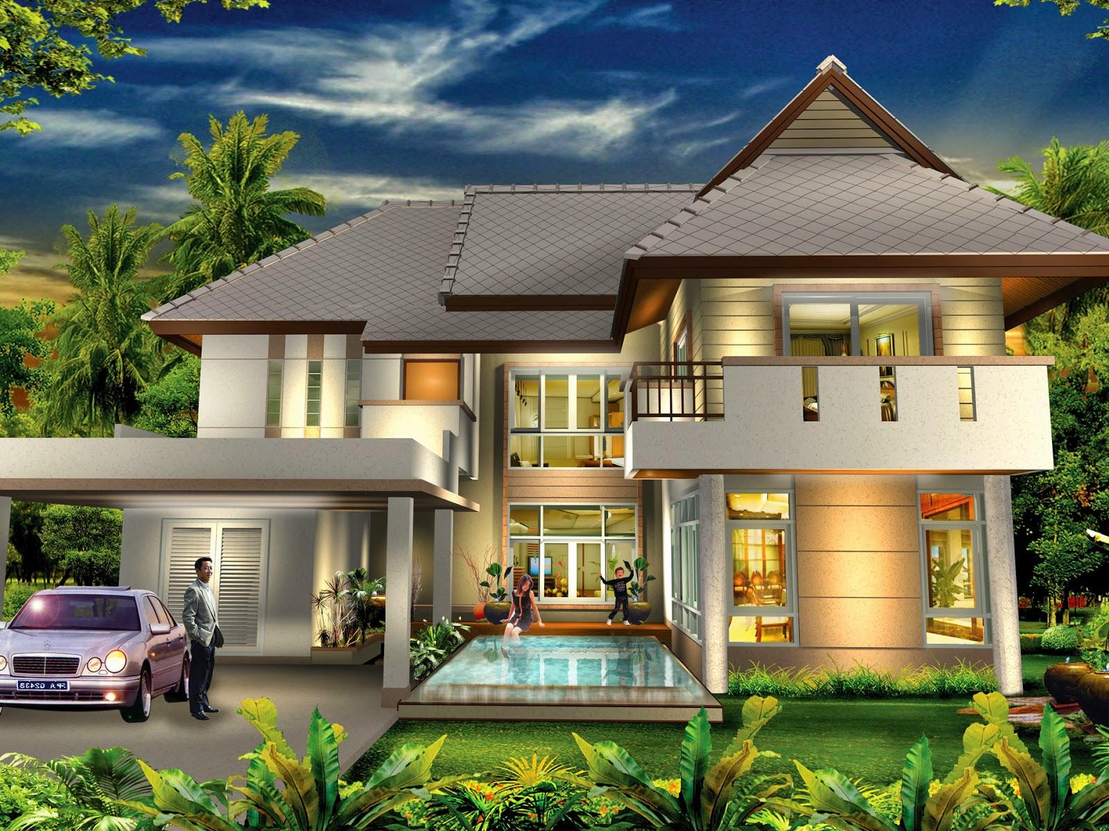 เลือกสีทาบ้านให้ถูกโฉลก