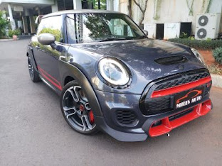 BARU MINI JCW GP3.. READY TO RACE