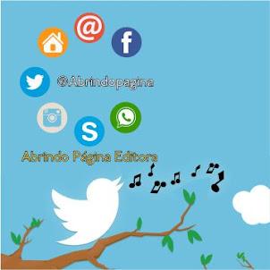 Twitter - @abrindopagina