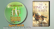 Cover of the Month April - The Ring of Flames by Joan Fallon