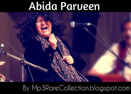 Songs By Abida Parveen