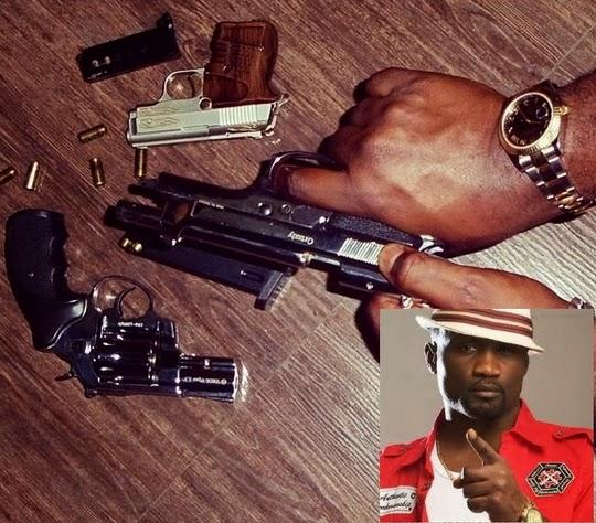 jude okoye guns instagram