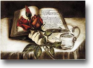 Bücher sind wie Rosen