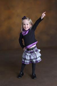 Zoe Nichole     5 years old