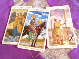 Tirada de Noviembre para Aries. Horoscopo