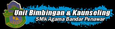 Unit Bimbingan & Kaunseling SMK Agama Bandar Penawar