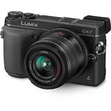 PANASONIC LUMIX MIRRORLESS DMC GX7KGC K