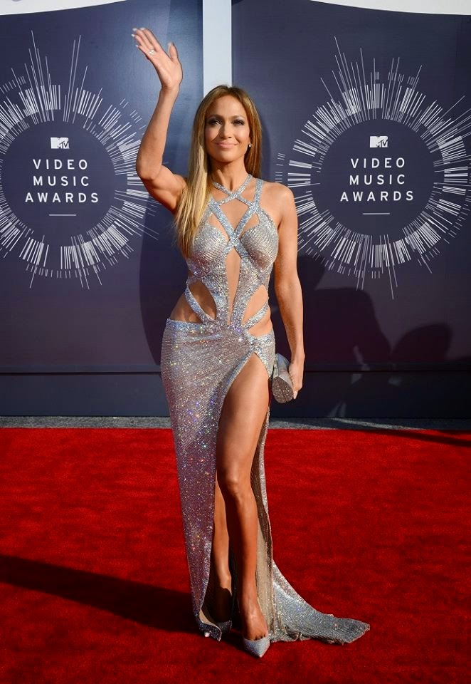 Look Jennifer Lopez VMA 2014