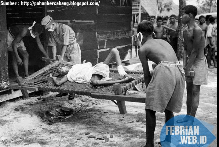 derita rakyat indonesia di masa pemerintahan jepang 2