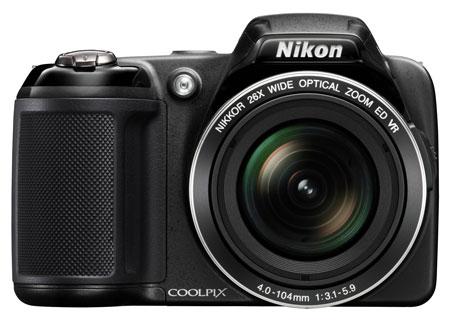 Nikon Coolpix L810, Digital Camera 26x SuperZoom with Resolution 16 MP CCD Sensor