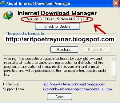 internet download manager full version blogspot