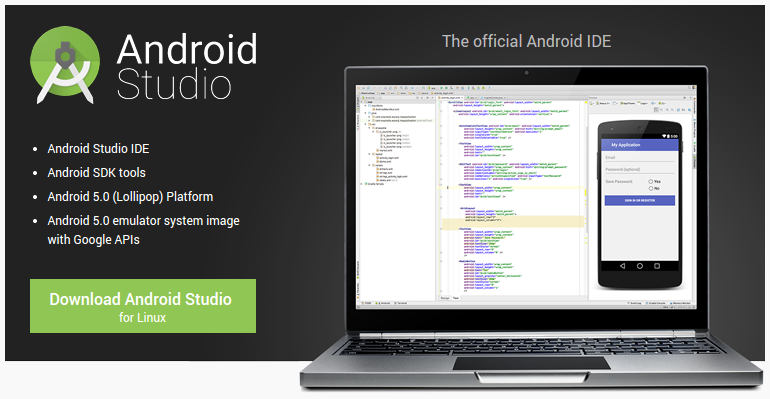 Android Studio Officially Ide For Android