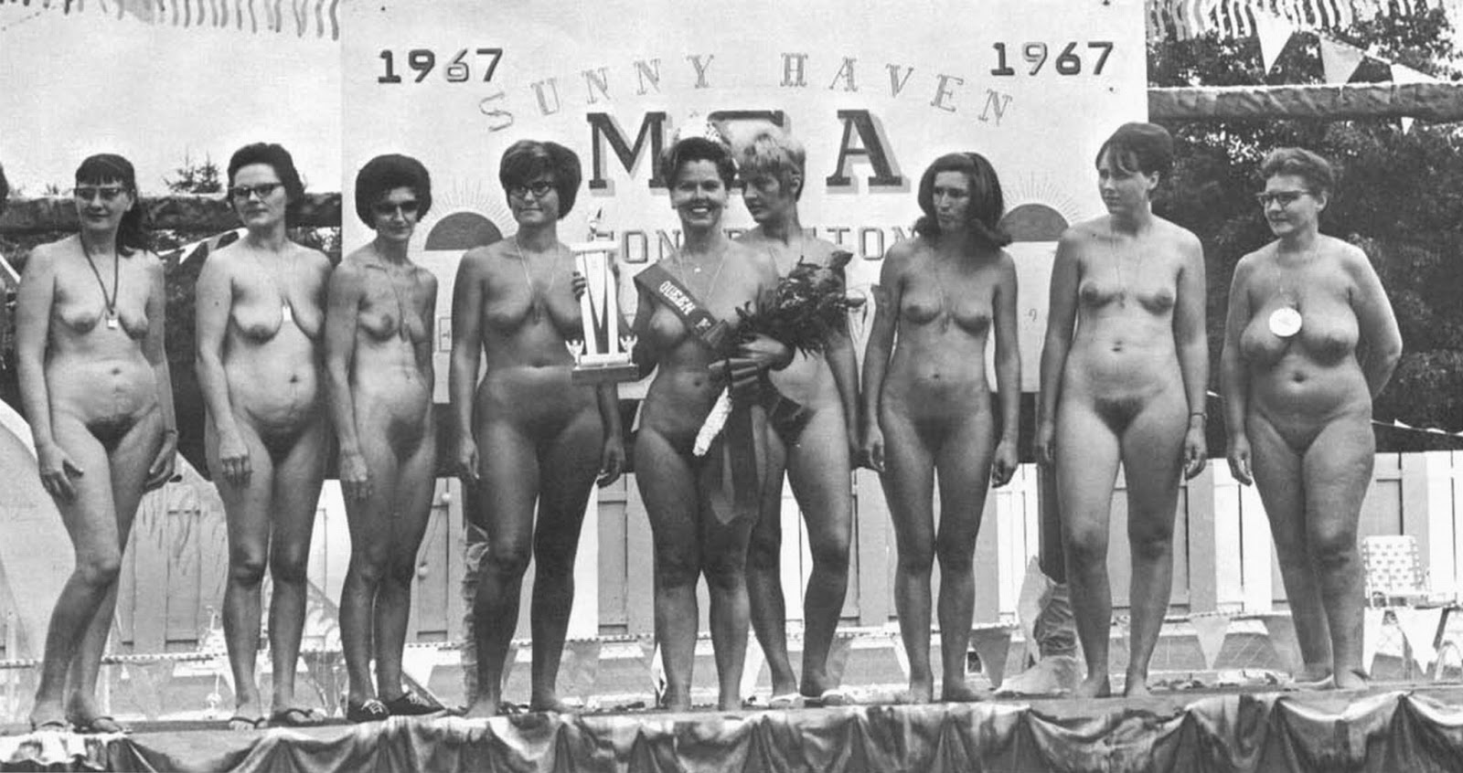 Vintage Nudist Pageants Contest | Download Foto, Gambar ...
