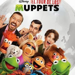 Poster Muppets Most Wanted 2014