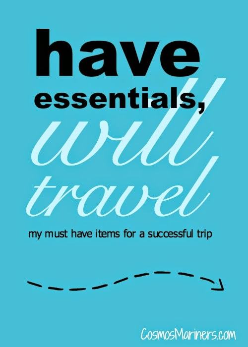 Travel Essentials | CosmosMariners.com