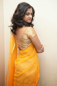 Nanditha raj latest photos in half saree-thumbnail-19