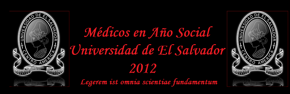 Médicos de Año Social UES 2012