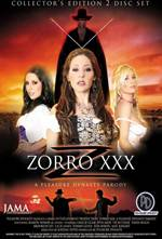 Zorro XXX: A Pleasure Dynasty Parody (2012)