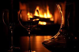 There's nothing like a good glass of wine =D