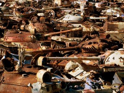 Иракские танки