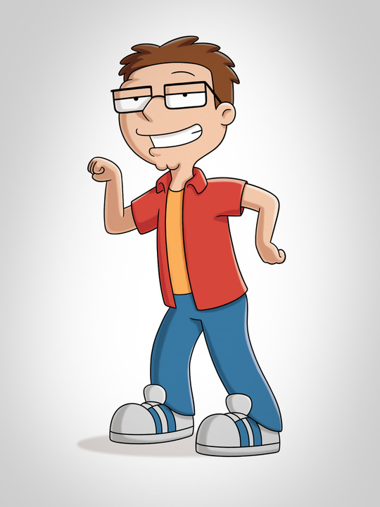 The gallery for --> American Dad In Real Life