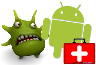 cegah virus android, melindungi ponsel android dari virus, tips membasmi virus android