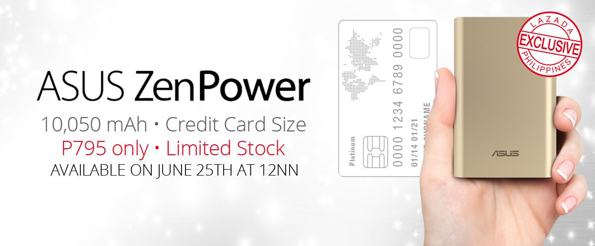 ASUS ZenPower at Lazada