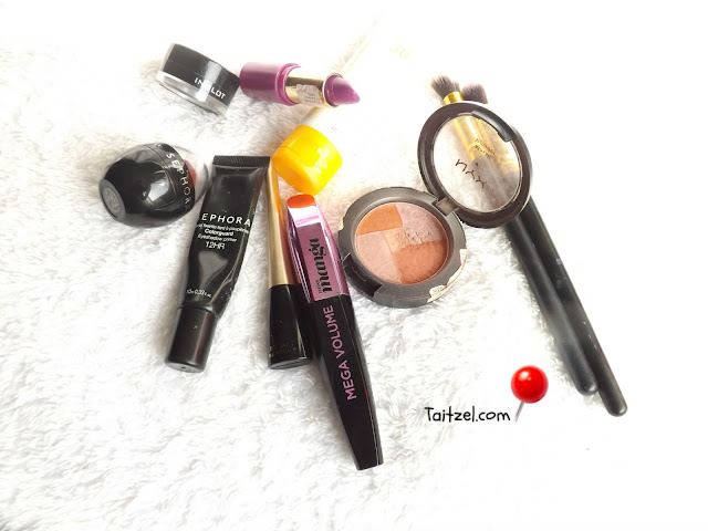 make-up cosmetice favorite