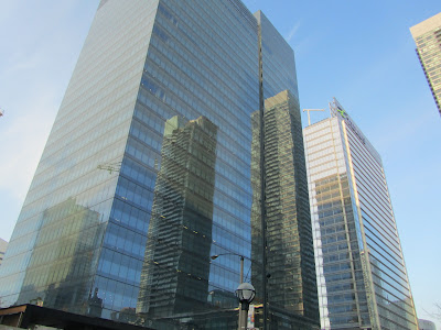 Toronto Downtown Office Tower