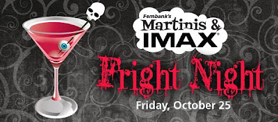 Martinis & IMAX Fright Night, Fernbank Museum of Natural History