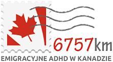 Patronat medialny IV FKK - 6757 km - Emigracyjne ADHD w Kanadzie