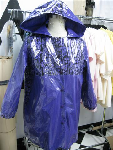 Buttrick Pattern B5931 - Hooded Rain Jacket