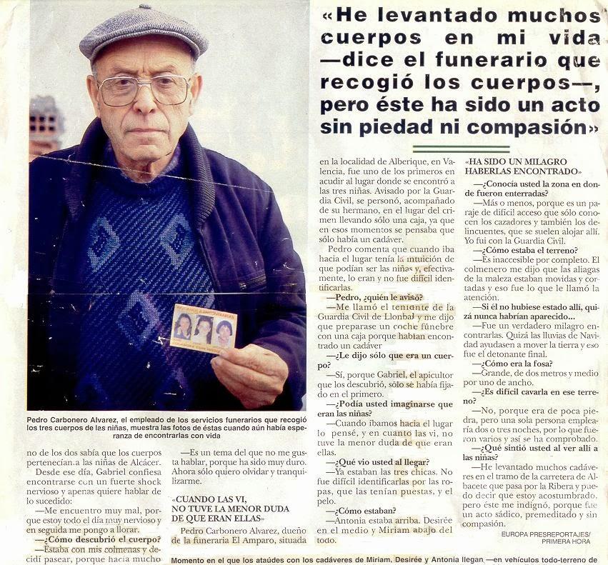 ASESINATO DE LAS NIÑAS DE ALCASSER - Página 3 Impresionante+Manifestacion+De+Dolor%252C+Indignacion+Y+Rabia+En+El+Multitudinario+Entierro+15.+Lecturas