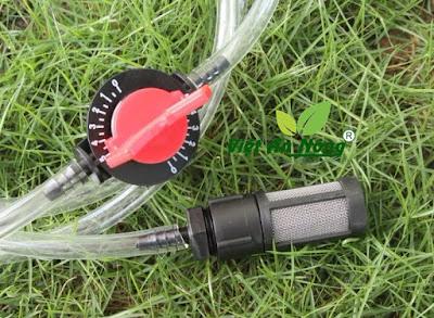 Thiết bị châm phân dĩnh dưỡng - Venturi phi 27