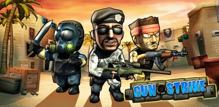 Gun Strike 1.4.2 APK+DATA