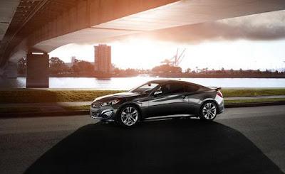 2013 Hyundai Genesis Coupe Release Date & Price