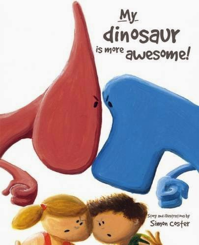 My Dinosaur Is More Awesome!
