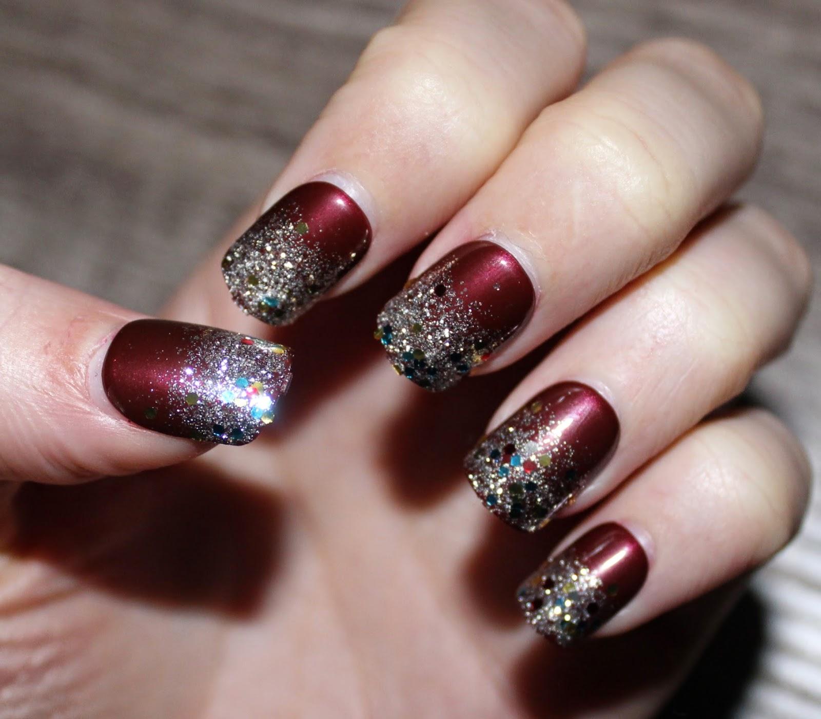 ImPress Press-On Manicure in Glitz & Glamour
