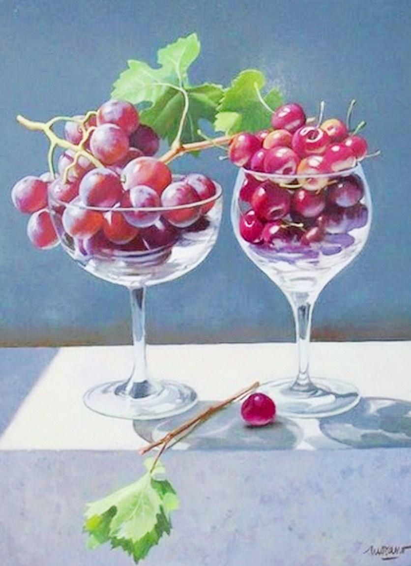 Im genes arte pinturas bodegones espa oles naturalezas - Cuadros para cocinas modernas ...