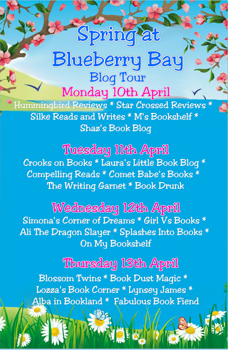 Spring at Blueberry Bay Blog Tour
