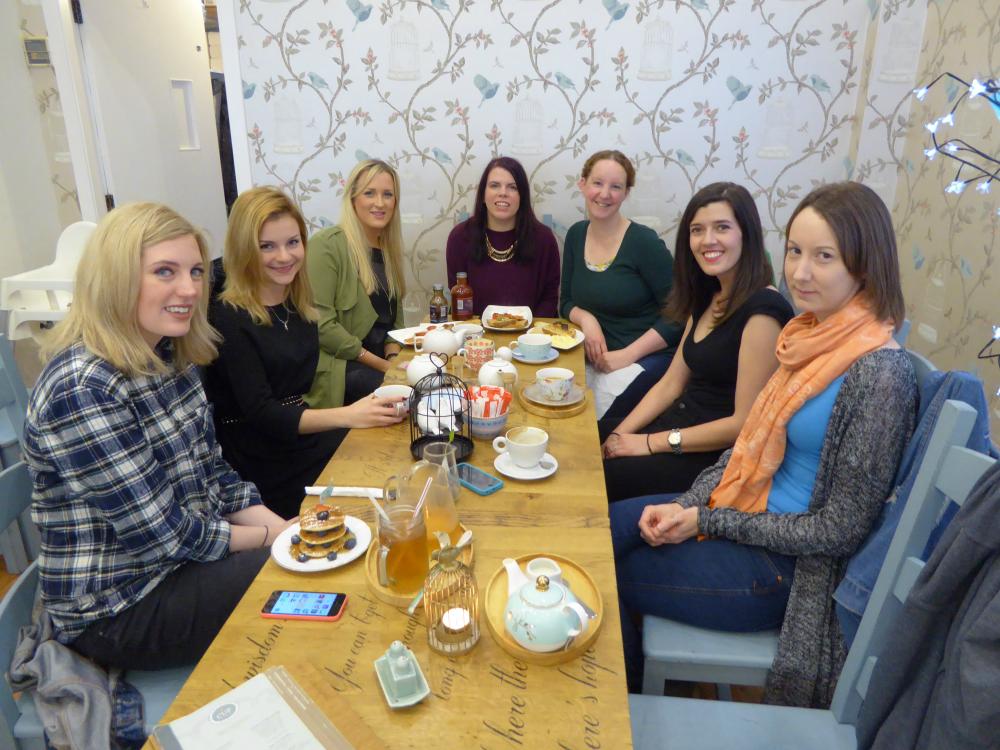 Aberdeen bloggers