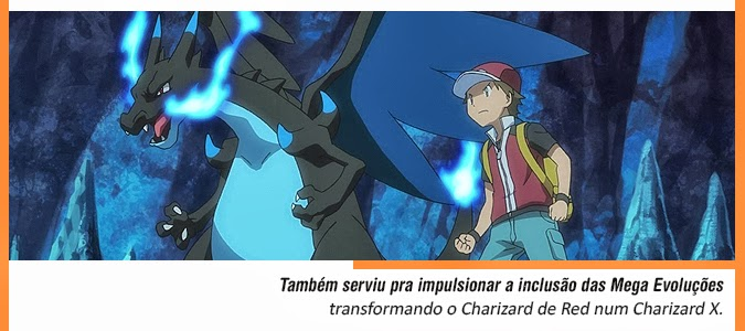 Gostou do Mega Charizard X?