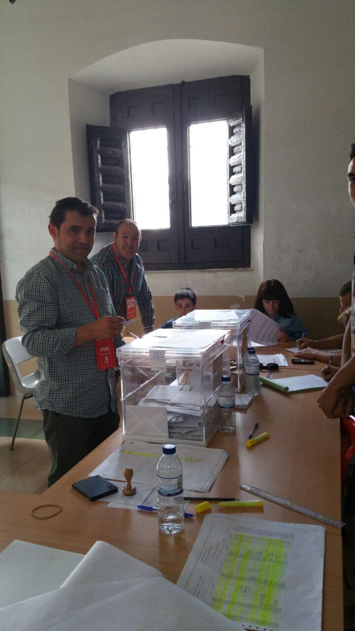 Todo tembleque resultados definitivos en tembleque de las for Elecciones ministerio del interior resultados