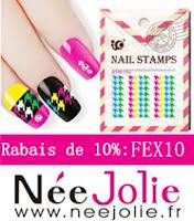 Code réduction Née Jolie FEX10
