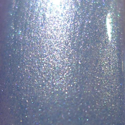 H&M Ice Ice Baby blue foil metallic