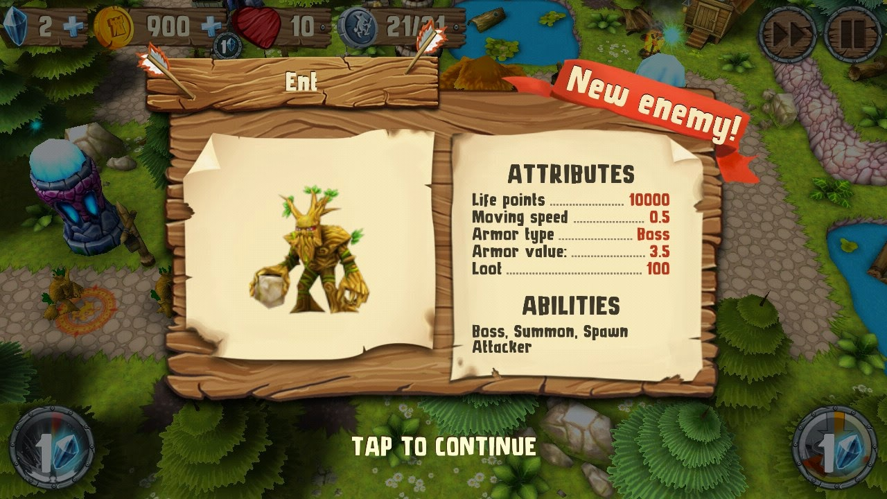 Incoming Goblins Attack TD v1.1.3 Apk Mod Data for Android