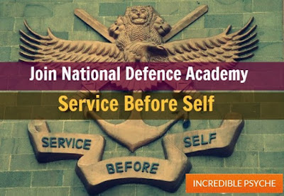 Join Indian Army Navy Airforce with NDA exam