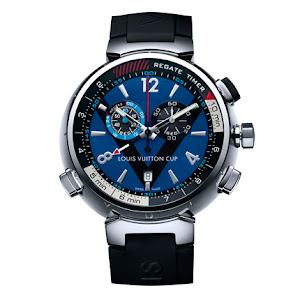 Louis Vuitton Tambour Regate Navy